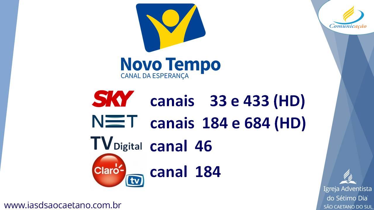 tv canais